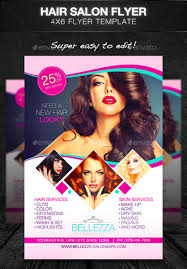 Free 20 Examples Of Beauty Salon Flyers In Publisher Word