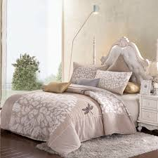 High quality printed embroidered 4 pieces bedding sets Dragonfly ... & High quality printed embroidered 4 pieces bedding sets Dragonfly  embroidered Personalized bedding sets-in Bedding Sets from Home & Garden on  Aliexpress.com ... Adamdwight.com