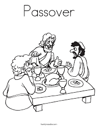 Small Picture Good Passover Coloring Pages 53 For Your Line Drawings with