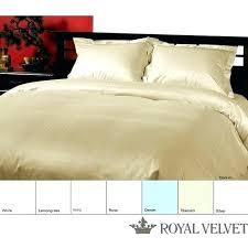 royal velvet down comforter duvet cover brilliant dotted weave thread count 400 velv royal velvet bedding