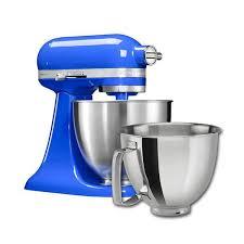 kitchenaid twilight blue mini mixer 5ksm3311xbtb kitchenaid 3 3l mini tilt head stand mixer twilight blue harts of stur
