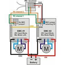 simple high power motor controller v fully assembled pololu simple high power motor controller 18v15 fully assembled