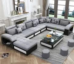 12 seater upholstery sofa set with 3