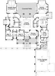 house plans with double master suites inspirational split bedroom floor plan unique split floor plan house