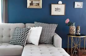 the best blue paint colors for home interiors