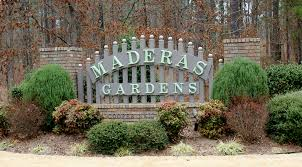 hsv maderas gardens entrance sign