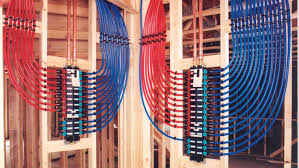 Pex Pipe Volume Chart Three Designs For Pex Plumbing Systems Fine Homebuilding
