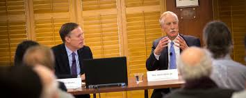 Conversations in Diplomacy: Angus King | Belfer Center for Science and  International Affairs