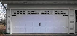 exterior faux garage door window kits faux garage door window kits