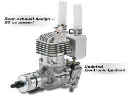 Dle Gasoline Engines - Dle-20Ra Gasoline Engine