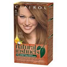 Natural Instincts Light Golden Red Clairol Natural Instincts Clairol Natural Instincts Non