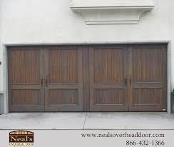 vintage garage doorsReclaimed Vintage Wood Custom Garage Doors Designs and