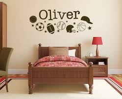 Sports Wall Stickers For Bedrooms