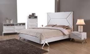 white modern platform bed. 70 Most Bang-up Candid Bedroomset Lr Contemporary Frames Buy Platform Beds Or Modern In Miami Modrest White Bedroom Set Designs Trendy Furniture King Size Bed O