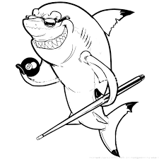 Go underwater with the shark family with this coloring page set for the super fun baby shark video. Sharks For Children Sharks Kids Coloring Pages