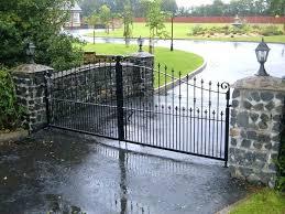 contemporary metal driveway gates entrance cheap for sale e87