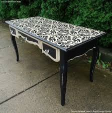 stenciling furniture ideas. Vintage Stencils And Painted Furniture Ideas - Royal Design Studio Stenciling