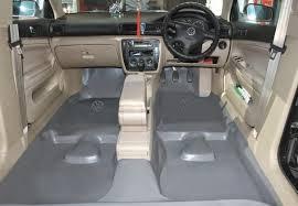 pvc flooring in cars