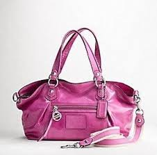 Promotion Coach Poppy Patent Shiny Leather Rocket Convertible Satchel Bag  Petal Pink - Coach 16726PNK Get it now!