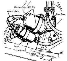 1996 Dodge Caravan Fuel Line Schematic