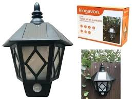 full size of asd led half lantern outdoor wall light with pir sensor black white new