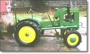the styled john deere model a tractor tractor repair l on the 1939 styled john deere model a tractor