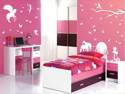 Paint Colors For Girls Bedrooms Cute Ideas For Girls Desks For Bedrooms The Home Ideas