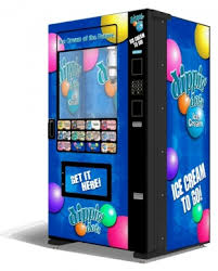 Dippin Dots Vending Machine Near Me Stunning Dippin' Dots Evolution Frozen Vending Machine