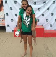 Ava Mann and Kaylee Glagau Bronze... - Pakmen Volleyball Club | Facebook