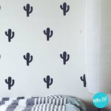 polka dot wall stickers cactus wall decals by polka dot wall stickers white polka dot wall