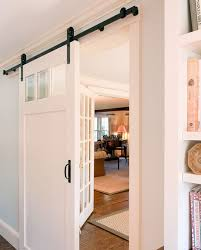 sliding barn door ideas to get the fixer upper look designs interior