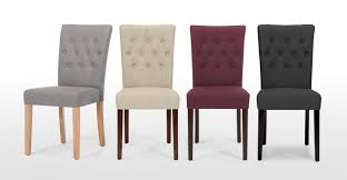 Upholstered Dining Chairs Dining Room Chairs With Arms New At - Tufted dining room chairs sale