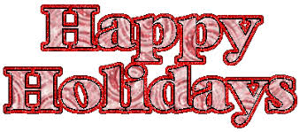 happy holidays banner gif. Beautiful Banner Animated GIF Transparent Holiday Free Download Intended Happy Holidays Banner Gif A
