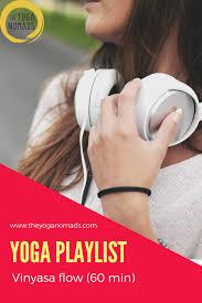 vinyasa flow yoga playlist