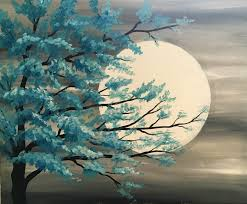 painting and drawing ideas 30 abstract painting ideas for beginners un girls and tree