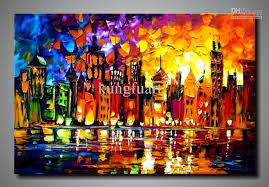 2018 100 hand painted large canvas oil painting modern abstract wall art com1564 from kungfuart 221 64 dhgate com