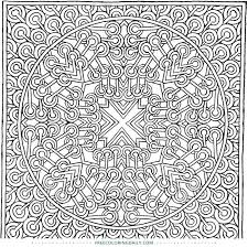 Mosaic Coloring Page Mosaic Coloring Pages To Print Mosaic Coloring