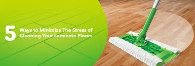 Ways to Keep Laminate Floors Clean