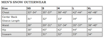 Quiksilver Hat Size Chart Quiksilver Youth Surface Snowboard Pant 2013