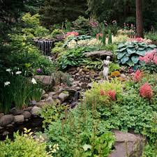 If you've never tackled a landscape design before, you might be overwhelmed  by all the choices you can make. But the same principles that guide your  room ...