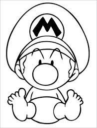 Printable coloring pages for kids. Mario Coloring Pages Free Coloring Pages Free Premium Templates
