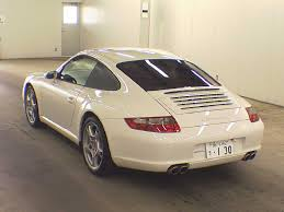 2007 Porsche 911 Carrera S | Japanese Used Cars Auction Online ...
