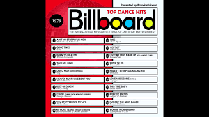 Billboard Charts April 1975 Billboard Top Dance Hits 1979