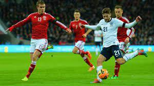 ENGLAND VS DENMARK 1-0: Official goals ...