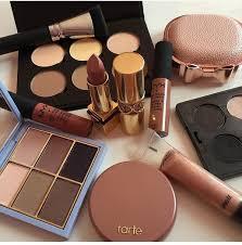 make up mac cosmetics makeup palette nyx nyxcosmetics lipstick lip gloss tarte autumn make
