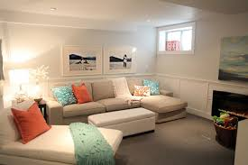 best basement paint colorsBest Paint Colors To Brighten A Dark Basement Living Space