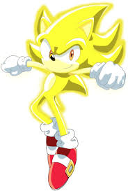 Super Sonic The Hedgehog By Siient