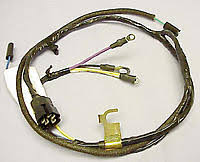 1964 1965 under dash wire harness (for trucks with factory gauges truck wire harness manufacturers ranking 1963 1966 engine wire harness gm truck