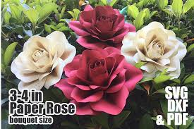 How to make paper peony from printer paper, free template. 61 Paper Flower Svg Designs Graphics