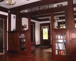 Craftsman Style Interior Trim Pictures Craftsman House Interiors - Craftsman house interiors